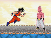 Dragon Ball Z Snakeway Game
