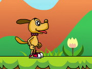 Little Dog Adventure Game