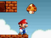 action, adventure , boy , girl , jumping , mario , platform , mario , back , time