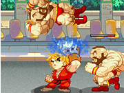 Street Fighter Brothers Game