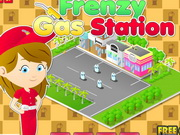 Frenzy Gas Station Game