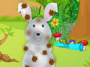 Cute Bunny Day Care Game
