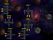 Galaxy Defense Game