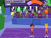 Dance Dunk Off Game