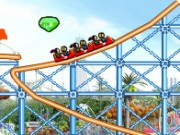 Draw Rollercoaster Game