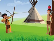 Tribal Shooter Game