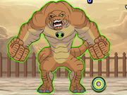Ben 10 Street Fight Game