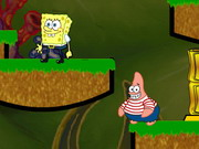 Spongebob And Patrick New Action 3 Game