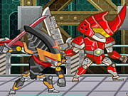 Robo Duel Fight 2 Ninja Game