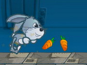 Rabbit Planet Escape Game