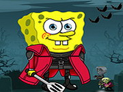 Spongebob Halloween Adventure 2 Game