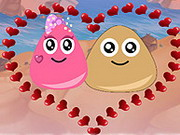 Pou And Princess Love 2 Game