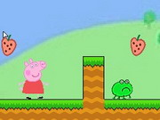 Peppa Pig Strawberry Adventrue Game