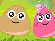 Pou And Princess Love Game
