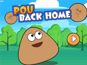 Pou Back Home Game