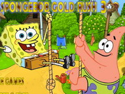 Spongebob Gold Rush 3 Game