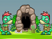 Dino Meat Adventure 2 Game