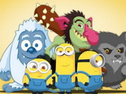 Minions Hunt Monsters Game