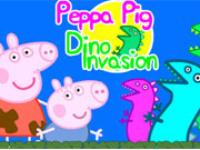 Peppa Pig Dino Invasion Game