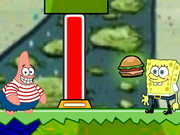 Spongebob And Patrick Jump Game