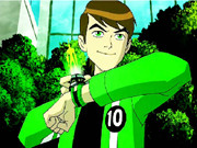 ben 10 , boy , cartoon , funny , jigsaw puzzle , kid ,action