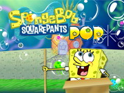 Spongebob Squarepants Pop Game