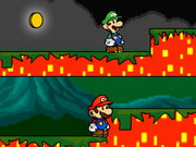 Mario And Luigi Escape Game