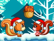 Christmas Squirrel Game