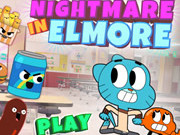 Nightmare In Elmore Game