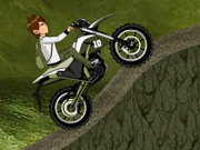 Ben 10 Adventure Ride Game