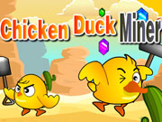 Chicken Duck Miner Game