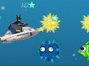 Batman Save Underwater Game