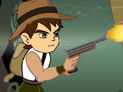 Ben 10 Amazon Adventure Game