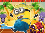 Minion Island Adventure Game