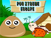 Pou Xtreme Escape Game