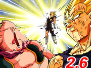 Dragon Ball Fierce Fighting 2.6 Game