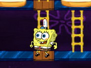 Sponge Bob Patty Panic Game