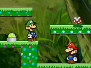 Mario And Luigi Escape 3 Game