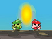 Pacifier Warrior 2 Game
