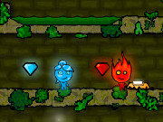 Fireboy And Watergirl: The Forest Temple Game