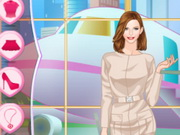 Helen Business Trip Dress Up Game
