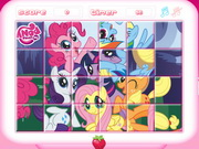 My Little Pony - Rotate The Puzzle Game