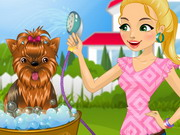 Doggy Day Spa Game