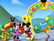 Mickey Mouse Hidden Numbers Game