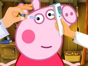 Peppa Pig Eye Care Game