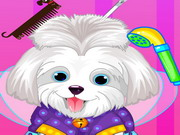 Puppy Beauty Salon Game