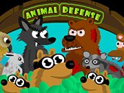 Animal Defense Game