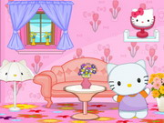 Hello Kitty Spring House Game
