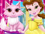 Baby Belle Adopt A Pet Game
