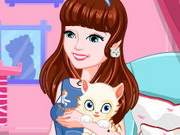 Makeover With Kitty Game